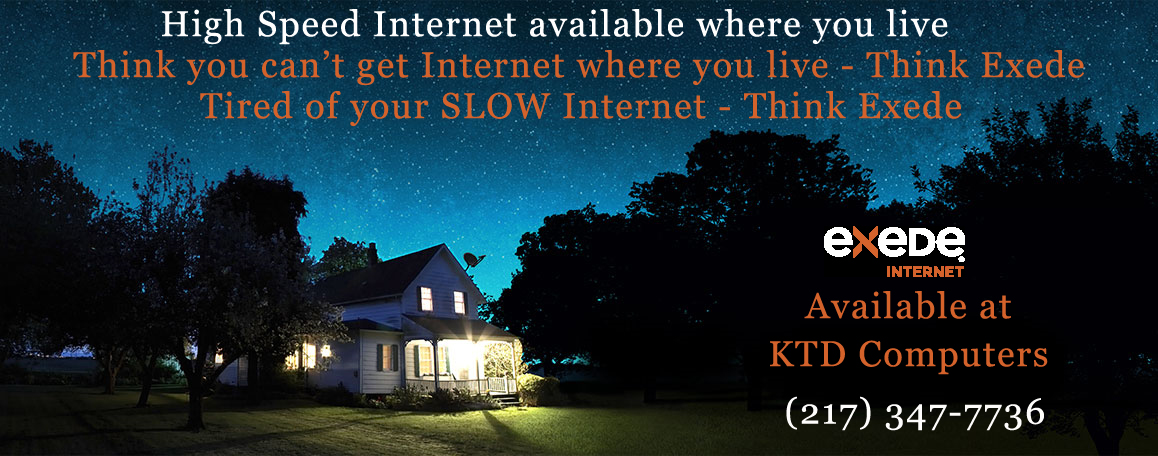 KTD - Exede High Speed Internet